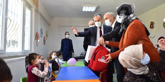 10. ana kucağı merkezi Yenişehir'e