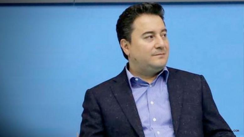 DEVA Partisi Genel Başkanı Ali Babacan, koronavirüs testinin pozitif olduğu duyurdu.