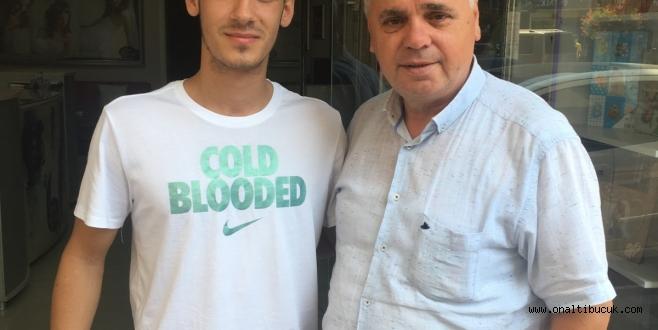 İnegöl spor'un genç yeteneği yuvadan uçtu Ömer Faruk Çalışkan Manisa FK Transfer Oldu
