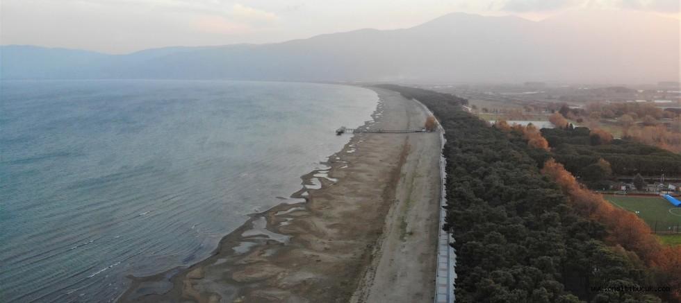 İznik Gölü S.O.S veriyor