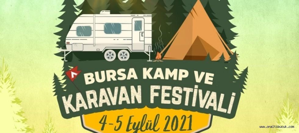 Kamp ve karavan gönüllüleri